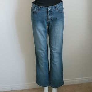 New York & Company Women's Jeans Size 6 Tall
